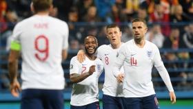 Англия продължава да се забавлява в евроквалификациите