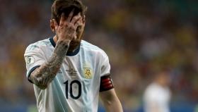 Разочарование за Аржентина в първия мач на Копа Америка