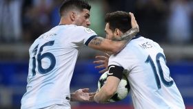 Меси не позволи Аржентина да загуби и от Парагвай