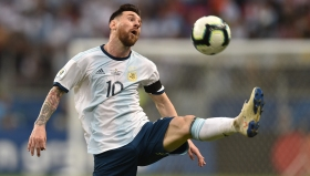 Аржентина и Меси се промъкнаха на 1/4-финал на Копа Америка