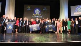 """Наградиха най-заслужилите български спортисти в """"Нощта на шампионите"""""""