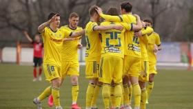 БАТЕ Борисов записа първа победа от началото на сезона