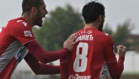 Цървена звезда е на полуфинал за Купата на Сърбия