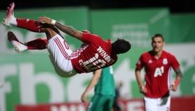 """Лудогорец отново наказа Левски на """"Герена"""" и докосва 9-ата поредна титла"""