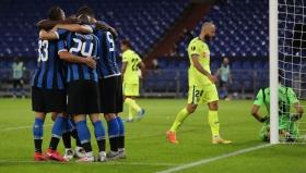 Интер спечели битката с Хетафе и продължава на 1/4-финал в ЛЕ
