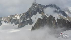 връх Dent du Géant 4013м