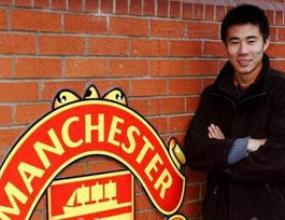Китайски национал иска да е титуляр, за да играе за Манчестър Юнайтед