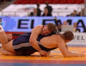 Пълен комплект медали за българските борци от турнир в Швейцария