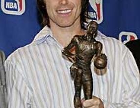 Медиите в САЩ сочат Стив Неш за MVP на сезона