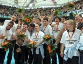 Светозар Иванов на победа от титлата в Германия с Фридрихсхафен