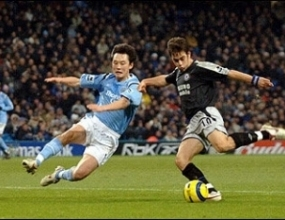 Сун Джихай подписва нов договор с Манчестър Сити