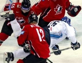 Канада победи Финландия с 4:2, Дания и Италия остават в елита на световния хокей