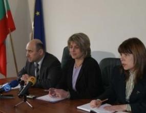 Весела Лечева се срещна с ръководители на спорта от балканския регион