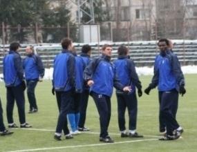 Левски победи Вихрен с 2:0