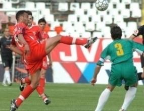 Късмет донесе победата на ЦСКА над Локо (София)