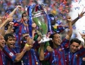 Барселона е новият шампион на Европа