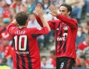 Бербатов в идеалния отбор на сезона в Бундеслигата