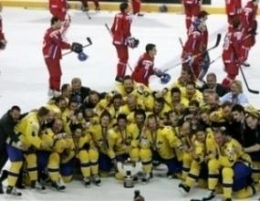 Швеция направи исторически златен дубъл в хокея на лед