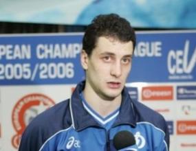 Матей Казийски поведе в класацията за волейболист на Динамо (Москва)