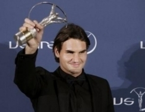 Роджър Федерер и Яница Костелич са носителите на спортните Оскари