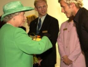 Чай с кралицата и извънреден почивен ден в Англия при световна титла