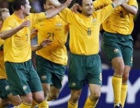 Австралия спечели контрола с европейския шампион