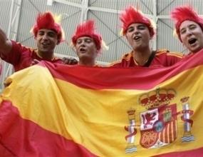 Повече от 9 милиона души гледат фиестата на Испания