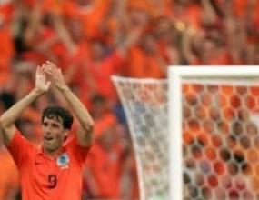 Нистелрой: Това е най-красивият гол в кариерата ми