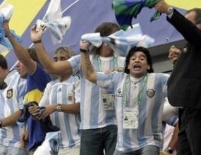 Глобиха Марадона за бързо каране
