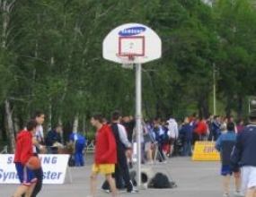 Бургас бе домакин на регионалния турнир по стрийтбол vivatel cup