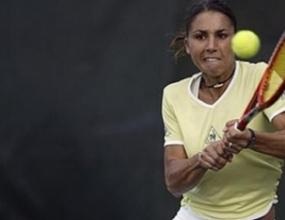Димана Кръстевич отпадна в 1/4-финалите на турнира в Алънтаун