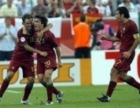 Португалия си осигури място на осминафиналите