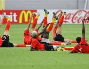 Ангола търси чудото срещу Иран