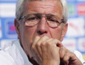 Марчело Липи няма да смени триото в атака