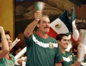 Президентът на Мексико: Гордеем се с нашите футболисти