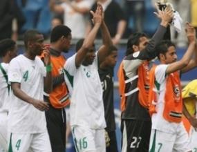 Двойни премии за Саудитска Арабия при победа над Испания