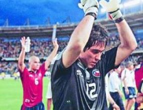 Реал Сосиедад с чилийски вратар