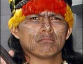 Еквадорски шаман ще се опита да спре англичаните