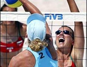 Сестри Янчулови 9-ти на турнира по плажен волейбол в Гщаад