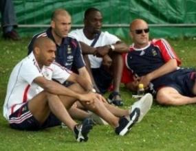 Betfair предлага изгоден коефициент за малко голове на мача на Франция