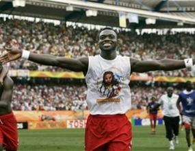 Африканците чакат от Гана поредната порция футболна радост