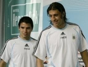 Аржентина разчита на Савиола и Креспо за победа срещу Мексико