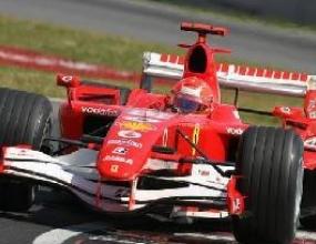 Михаел Шумахер недоволен от класирането си в квалификацията