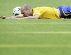 В Швеция нападнаха националния отбор