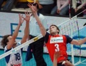 Андре Жеков титуляр за Нефтяник срещу Алмерия за Купата на CEV