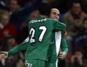 Реал отпадна от Купата на Краля, след равенство 1:1 с Бетис