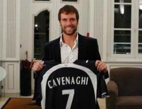 В Бордо очакват много голове от Кавенаги
