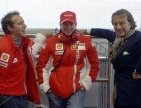 Първи тест с Ферари ще направи Райконен днес