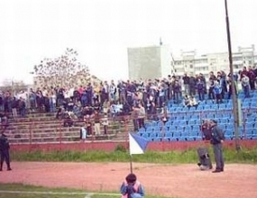 Обезвредиха бомба до стадиона на Спартак (Вн)