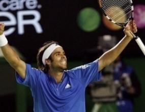 "Гонзалес ""унищожи"" Надал на 1/4-финала на Australian Open"